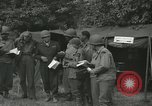 Image of Benjamin O Davis Rennes France, 1944, second 4 stock footage video 65675065387