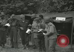 Image of Benjamin O Davis Rennes France, 1944, second 5 stock footage video 65675065387
