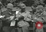Image of Benjamin O Davis Rennes France, 1944, second 9 stock footage video 65675065387