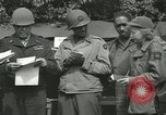 Image of Benjamin O Davis Rennes France, 1944, second 10 stock footage video 65675065387
