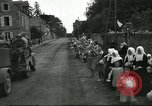 Image of Benjamin O Davis Rennes France, 1944, second 12 stock footage video 65675065387