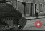 Image of tanks and infantry France, 1944, second 7 stock footage video 65675065389