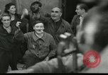 Image of tanks and infantry France, 1944, second 12 stock footage video 65675065389