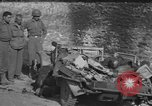 Image of burned bodies France, 1944, second 9 stock footage video 65675065390