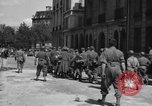Image of German prisoners France, 1944, second 6 stock footage video 65675065392