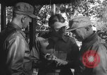 Image of Conference of Generals Myitkyina Burma, 1945, second 3 stock footage video 65675065395