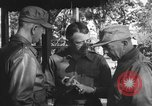 Image of Conference of Generals Myitkyina Burma, 1945, second 5 stock footage video 65675065395