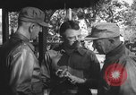 Image of Conference of Generals Myitkyina Burma, 1945, second 7 stock footage video 65675065395