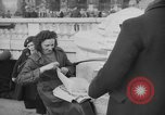 Image of Trial of French traitors France, 1945, second 10 stock footage video 65675065401
