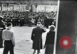 Image of birthday of Marshal Petain France, 1944, second 7 stock footage video 65675065410
