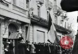 Image of birthday of Marshal Petain France, 1944, second 10 stock footage video 65675065410