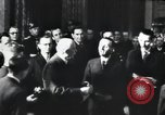 Image of Marshal Petain Interviewed France, 1940, second 9 stock footage video 65675065412