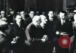 Image of Marshal Petain Interviewed France, 1940, second 10 stock footage video 65675065412