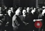Image of Marshal Petain Interviewed France, 1940, second 11 stock footage video 65675065412