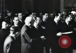 Image of Marshal Petain Interviewed France, 1940, second 12 stock footage video 65675065412