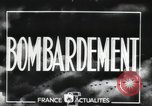 Image of Bombardment France, 1940, second 3 stock footage video 65675065413