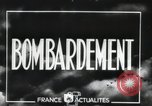 Image of Bombardment France, 1940, second 4 stock footage video 65675065413