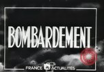 Image of Bombardment France, 1940, second 5 stock footage video 65675065413