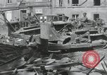 Image of Ruins after War Paris France, 1944, second 5 stock footage video 65675065416