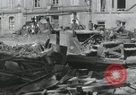 Image of Ruins after War Paris France, 1944, second 7 stock footage video 65675065416