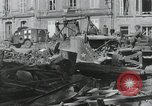 Image of Ruins after War Paris France, 1944, second 8 stock footage video 65675065416