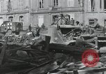 Image of Ruins after War Paris France, 1944, second 9 stock footage video 65675065416
