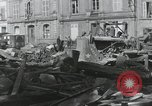 Image of Ruins after War Paris France, 1944, second 10 stock footage video 65675065416