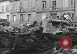 Image of Ruins after War Paris France, 1944, second 11 stock footage video 65675065416