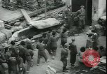 Image of Kure harbor Hiroshima Japan, 1945, second 11 stock footage video 65675065422