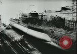 Image of torpedo factory Germany, 1944, second 11 stock footage video 65675065427
