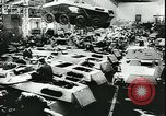Image of manufacture of tanks Germany, 1944, second 2 stock footage video 65675065429