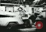 Image of manufacture of tanks Germany, 1944, second 11 stock footage video 65675065429