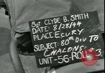 Image of 80th Infantry Division Chalons-sur-Marne France, 1944, second 2 stock footage video 65675065432