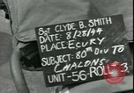 Image of 80th Infantry Division Chalons-sur-Marne France, 1944, second 3 stock footage video 65675065432