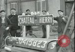 Image of United States soldiers Chateau-Thierry France, 1944, second 4 stock footage video 65675065437