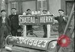 Image of United States soldiers Chateau-Thierry France, 1944, second 5 stock footage video 65675065437