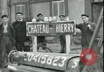 Image of United States soldiers Chateau-Thierry France, 1944, second 6 stock footage video 65675065437