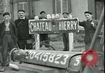 Image of United States soldiers Chateau-Thierry France, 1944, second 8 stock footage video 65675065437
