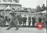 Image of Victory in Europe Day London England United Kingdom, 1945, second 8 stock footage video 65675065442