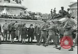 Image of Victory in Europe Day London England United Kingdom, 1945, second 9 stock footage video 65675065442