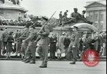 Image of Victory in Europe Day London England United Kingdom, 1945, second 10 stock footage video 65675065442