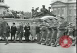 Image of Victory in Europe Day London England United Kingdom, 1945, second 12 stock footage video 65675065442
