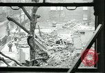 Image of ruins of buildings London England United Kingdom, 1945, second 4 stock footage video 65675065443
