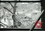 Image of ruins of buildings London England United Kingdom, 1945, second 5 stock footage video 65675065443