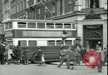 Image of Victory in Europe Day London England United Kingdom, 1945, second 5 stock footage video 65675065444