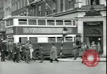 Image of Victory in Europe Day London England United Kingdom, 1945, second 8 stock footage video 65675065444