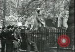 Image of United States soldiers United Kingdom, 1945, second 8 stock footage video 65675065445