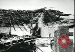 Image of ruins Germany, 1942, second 8 stock footage video 65675065447