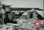 Image of ruins Germany, 1942, second 10 stock footage video 65675065447