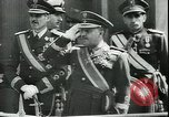 Image of military parade Madrid Spain, 1942, second 11 stock footage video 65675065452